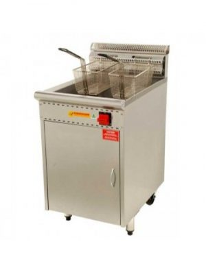 40L Gas deep fryer